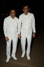 Abbas Mastan at Subhash Ghai 71st Bday celebrations in Whistling Woods on 24th Jan 2016