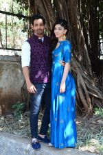 Harshvardhan Rane, Mawra Hocane at Sanam Teri Kasam promotions on 24th Jan 2016 (27)_56a5d16453514.JPG