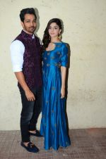 Harshvardhan Rane, Mawra Hocane at Sanam Teri Kasam promotions on 24th Jan 2016 (24)_56a5d17a2cc10.JPG
