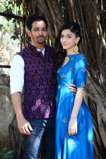Harshvardhan Rane, Mawra Hocane at Sanam Teri Kasam promotions on 24th Jan 2016 (26)_56a5d17b1604f.JPG