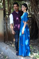 Harshvardhan Rane, Mawra Hocane at Sanam Teri Kasam promotions on 24th Jan 2016 (31)_56a5d17ce36c7.JPG