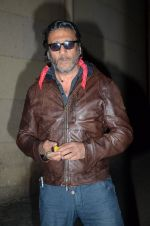 Jackie Shroff at Subhash Ghai 71st Bday celebrations in Whistling Woods on 24th Jan 2016