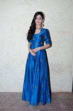 Mawra Hocane at Sanam Teri Kasam promotions on 24th Jan 2016 (29)_56a5d180610dc.JPG