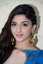 Mawra Hocane at Sanam Teri Kasam promotions on 24th Jan 2016 (32)_56a5d18ea926f.JPG
