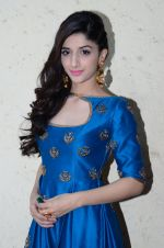 Mawra Hocane at Sanam Teri Kasam promotions on 24th Jan 2016 (33)_56a5d18312c8a.JPG