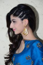 Mawra Hocane at Sanam Teri Kasam promotions on 24th Jan 2016 (36)_56a5d1855e474.JPG