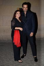 Rohit Roy, Manasi Joshi Roy at Subhash Ghai 71st Bday celebrations in Whistling Woods on 24th Jan 2016 (152)_56a5d053ab08e.JPG