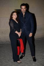 Rohit Roy, Manasi Joshi Roy at Subhash Ghai 71st Bday celebrations in Whistling Woods on 24th Jan 2016 (150)_56a5d052ee86b.JPG