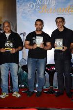 Aamir Khan at Press Conference to commemorate 10 years of Rang De Basanti in PVR on 25th Jan 2016