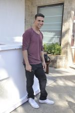 Akshay Kumar at Airlift Media Interviews on success of the film at Sun-n- Sand Juhu on 25th Jan 2016