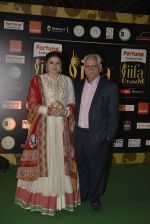 Ramesh Sippy, Kiran Juneja at iifa utsavam day 2 on 25th Jan 2016 (363)_56a774570b84e.JPG