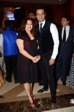 Rohit Roy, Manasi Joshi Roy at the 3rd National Yash Chopra Memorial Award at J W Marriott Juhu on 25th Jan 2016  (213)_56a7774286015.JPG