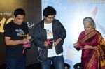 Ronnie Screwvala, Waheeda Rehman, Parsoon Joshi at Press Conference to commemorate 10 years of Rang De Basanti in PVR on 25th Jan 2016 (40)_56a77aaef41bb.JPG