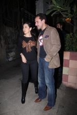 Saif Ali Khan, Karisma Kapoor snapped on 25th Jan 2016 (12)_56a774fd4692c.JPG
