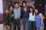 Satish Reddy, Rahul Raj Singh, Pratyusha Banerjee With Smita Singh attend Hemant Tantia song launch for Republic Day_56a7646049201.jpg