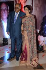 Sridevi, Boney Kapoor at the 3rd National Yash Chopra Memorial Award at J W Marriott Juhu on 25th Jan 2016  (188)_56a7778970826.JPG