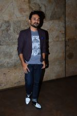 Vir Das at the Screening of the film Mastizaade in Lightbox on 25th Jan 2016