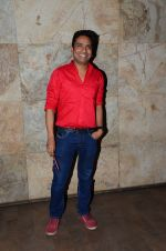 at the Screening of the film Mastizaade in Lightbox on 25th Jan 2016