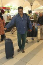 Anurag Basu snapped at the airport on 26th Jan 2016