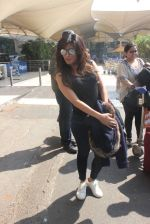 Chitrangada Singh snapped at the airport on 26th Jan 2016