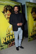 Madhavan at Saala Khadoos screening on 26th Jan 2016