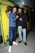 Madhavan, Sushant Singh Rajput at Saala Khadoos screening on 26th Jan 2016