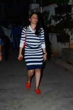 Manyata Dutt at Saala Khadoos screening on 26th Jan 2016