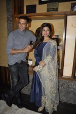 Nimrat Kaur, Akshay Kumar at Airlift promotions on 26th Jan 2016