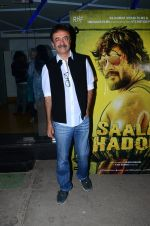Rajkumar Hirani at Saala Khadoos screening on 26th Jan 2016