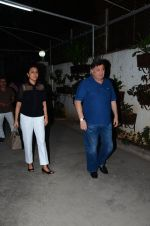 Rishi Kapoor, Neetu Singh at Saala Khadoos screening on 26th Jan 2016 (19)_56a86678d923a.JPG