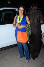 Sheeba at Saala Khadoos screening on 26th Jan 2016