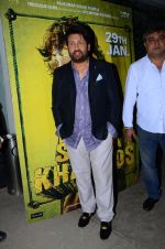 Shekhar Suman at Saala Khadoos screening on 26th Jan 2016