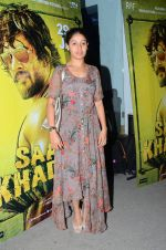 Sunidhi Chauhan at Saala Khadoos screening on 26th Jan 2016