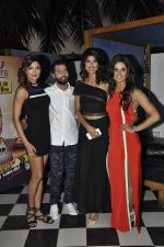 Aishwarya Sakhuja at Khatron Ke Khiladi meet on 27th Jan 2016