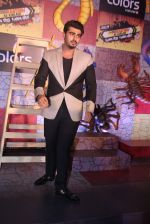 Arjun Kapoor at Khatron Ke Khiladi meet on 27th Jan 2016