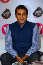 Chetan Bhagat at Channel V Gumrah book launch on 27th Jan 2016 (3)_56a9ba48050e8.JPG