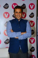 Chetan Bhagat at Channel V Gumrah book launch on 27th Jan 2016 (6)_56a9ba8adafaf.JPG