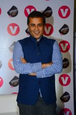 Chetan Bhagat at Channel V Gumrah book launch on 27th Jan 2016 (7)_56a9ba4a2a247.JPG