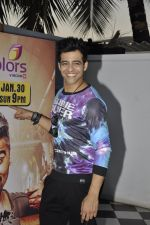 Himmanshoo Malhotra at Khatron Ke Khiladi meet on 27th Jan 2016