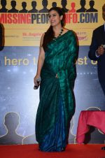 Kajol at Missing people site launch  on 27th Jan 2016