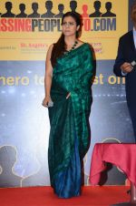 Kajol at Missing people site launch  on 27th Jan 2016 (22)_56a9badc56000.JPG