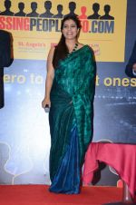 Kajol at Missing people site launch  on 27th Jan 2016 (24)_56a9bade0c7a9.JPG