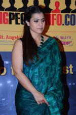 Kajol at Missing people site launch  on 27th Jan 2016 (8)_56a9bace9f5b0.JPG