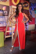 Mukti Mohan at Khatron Ke Khiladi meet on 27th Jan 2016 (11)_56a9bdbedda5e.JPG