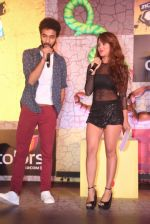 Sana Saeed at Khatron Ke Khiladi meet on 27th Jan 2016
