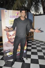 Siddharth Shukla at Khatron Ke Khiladi meet on 27th Jan 2016