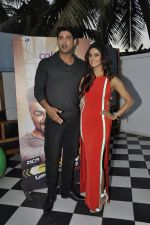 Siddharth Shukla, Mukti Mohan at Khatron Ke Khiladi meet on 27th Jan 2016