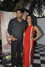 Siddharth Shukla, Mukti Mohan at Khatron Ke Khiladi meet on 27th Jan 2016 (13)_56a9be0b65cdf.JPG