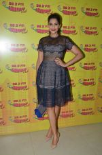 Sonam Kapoor at Radio Mirchi to promote Neerja on 27th Jan 2016
