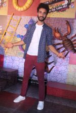 at Khatron Ke Khiladi meet on 27th Jan 2016